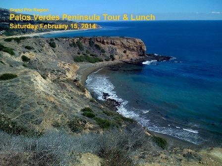 Palos Verdes Peninsula Tour 2/15/2014